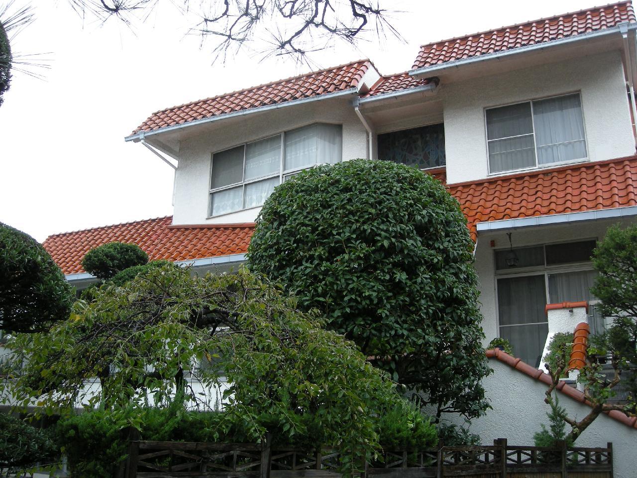 川崎市中原区屋根葺き替え工事