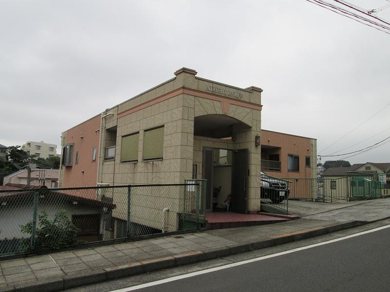 賃貸マンション外壁塗装工事