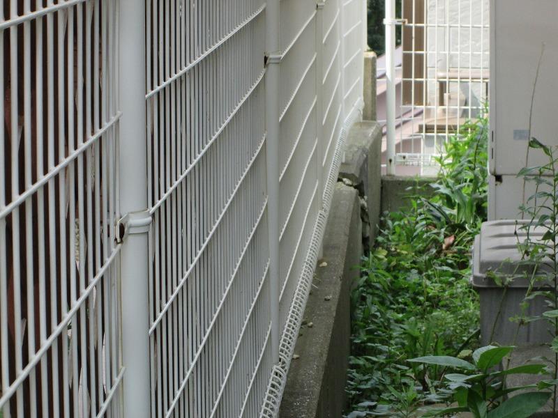 金沢区擁壁修理工事