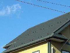 一般住宅 屋根塗装