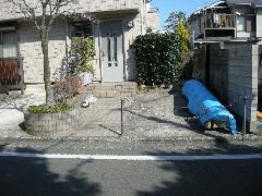 東京世田谷区で本格的なガレージを作りました