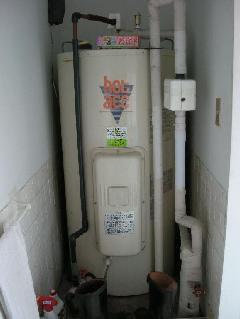 神奈川 鎌倉市 ガス給湯器交換