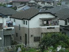 神奈川県横浜市 住宅屋根塗装工事