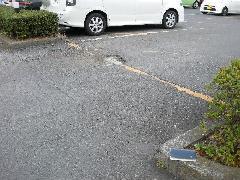 海老名市駐車場舗装修理工事