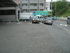 横浜市神奈川区駐車場補修工事