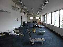 横浜市神奈川区事務所内装リノベーション工事