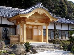【お寺】国分寺唐破風様 日本瓦施工例