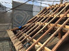 浄国寺山門改修工事