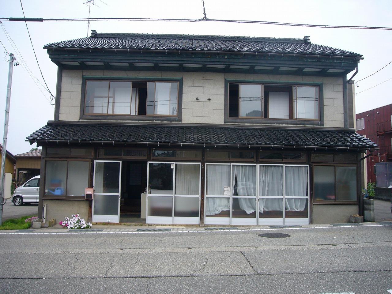 富山市外壁リフォームbefore