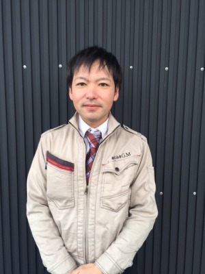 営業部長 田島 大輔(タジマ ダイスケ)