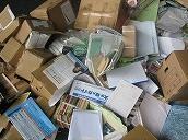 古紙の回収