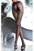 20デニール まるでショーツをはいているようなデザインのパンティストッキング(KLARA)
