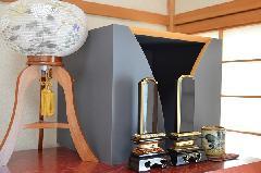 手元供養 メモリアルボックス 『逆富士(SAKASAFUJI)』