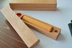木製印鑑ケース(小)