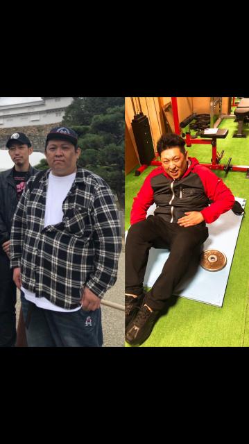 2か月半27kgダイエット成功
