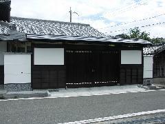茨木市 IN様邸門