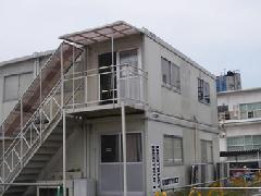 建設現場仮設事務所2 三重県