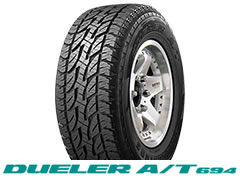 SUV・4×4カー用タイヤ DUELER A/T694