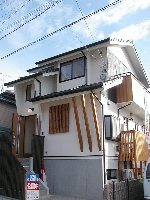 岩倉中町の家(左京区)