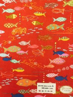 1205A(赤) 1m                  絵本作家成広のり子さん企画