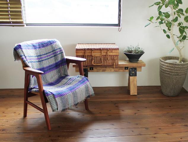 再塗装で家具再生