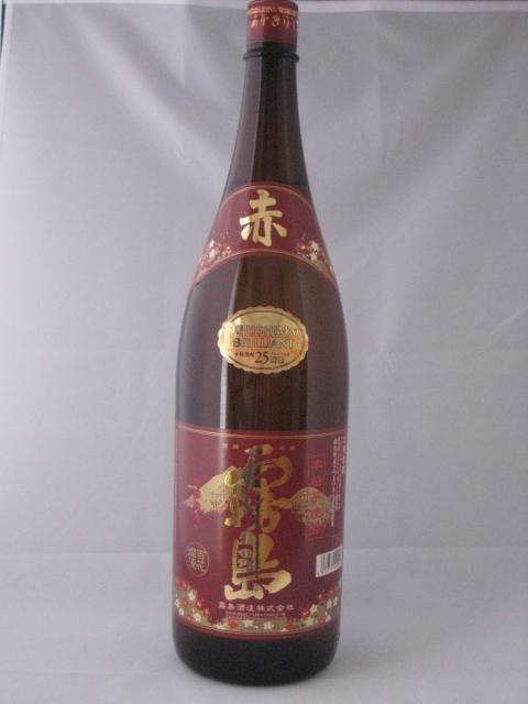 霧島酒造 赤霧島 1.8L