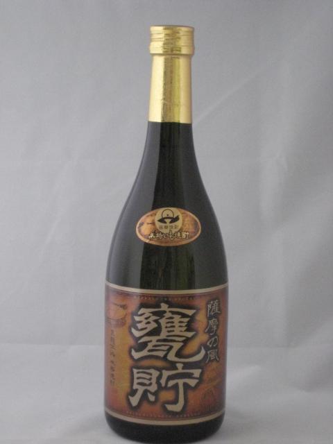 東酒造 薩摩の風「甕貯(かめちょ)」1.8L