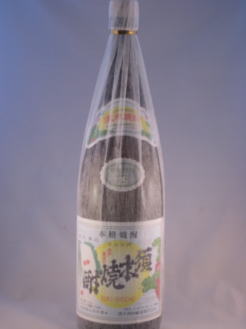 宮崎 本格芋焼酎 須木焼酎 1.8L