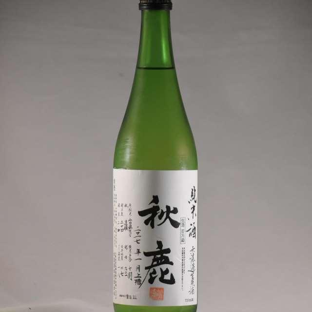 純米 無濾過生原酒 720ml