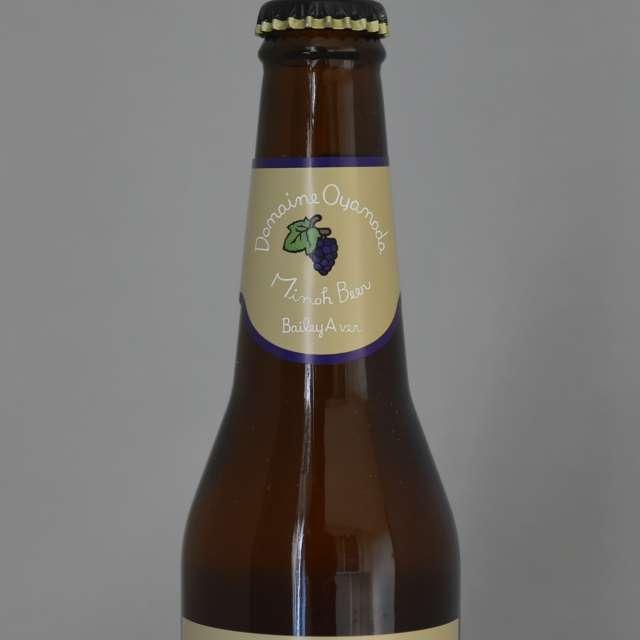 箕面ビール 限定 オヤマダベリーズ ベリーA 6本