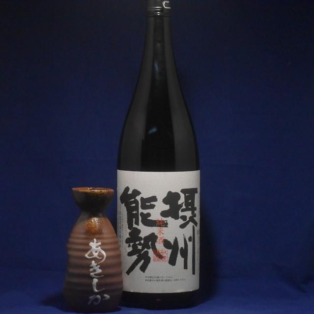 秋鹿 純米酒 摂州能勢 1800ml