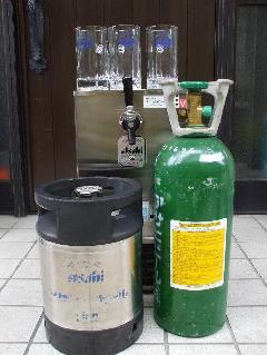 アサヒ スーパードライ生樽 10L