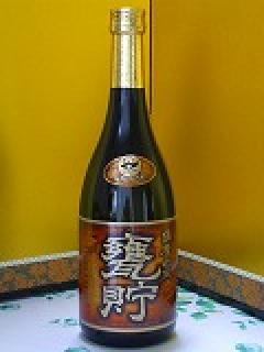 東酒造 薩摩の風「甕貯」720ml