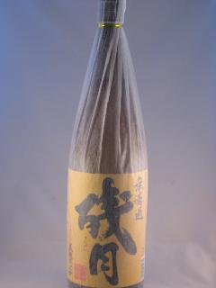 本格芋焼酎 明石酒造 無濾過「残月」