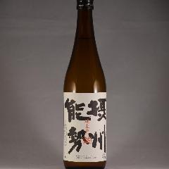 秋鹿 純米酒 摂州能勢 720ml