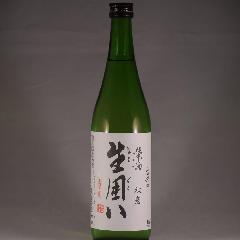 秋鹿 純米酒 生囲い 720ml