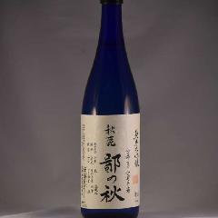 秋鹿 純米大吟醸「鄙の秋」720ml