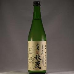 秋鹿 純米 山廃山田 無濾過生原酒  もへじ 720ml