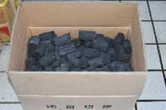 「菊炭」お茶席用 水屋炭(風炉)小箱