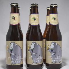 箕面ビール 限定 オヤマダベリーズ 3種 6本セット