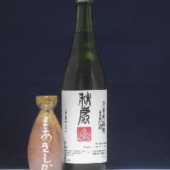 秋鹿 純米 山・八・八 生原酒 720ml
