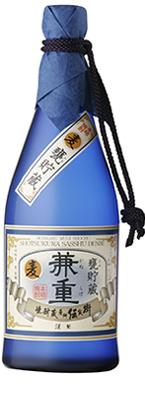 濱田酒造 甕貯蔵 兼重(麦)720ml