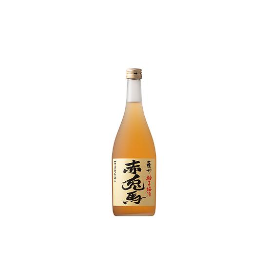 赤兎馬 柚子梅酒 720ml