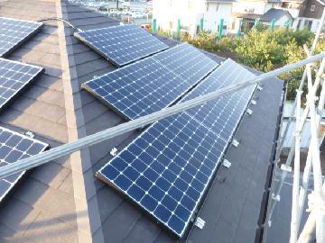K様邸 太陽光設置(3.12kWシステム)