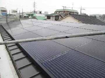 I様邸 太陽光発電設置(8.00kWシステム)