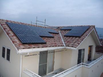 O様邸 太陽光発電設置(5.28kWシステム)