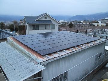 O様邸 太陽光発電設置(9.12kwシステム)