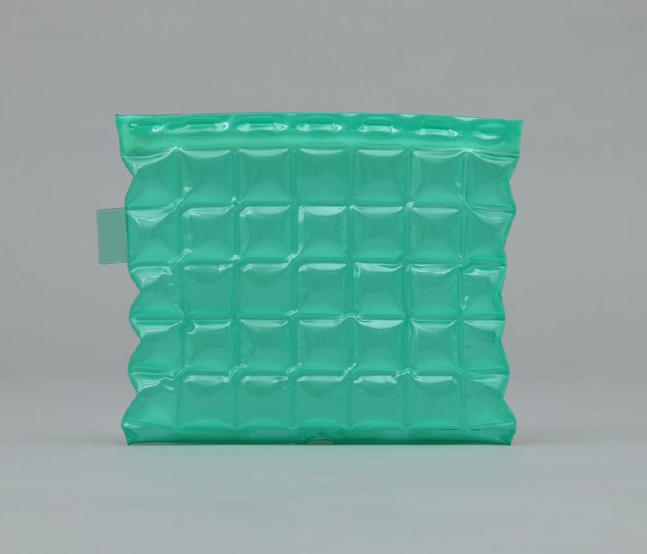 PC CELL mini 色透明グリーン