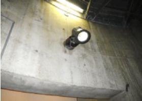 水銀灯20灯LED化