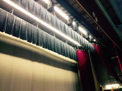 体育館舞台照明